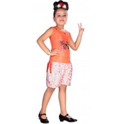 AD & AV GIRL CARROT DRESS