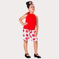 AD & AV GIRL'S PARTY DRESS