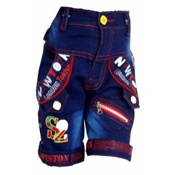 AD & AV Three Fourth For Boys  DENIM JEANS SHORTS