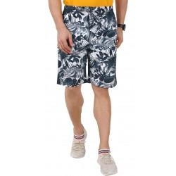 Printed Men Multicolor Regular Shorts