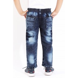 Slim Boys Dark Blue Jeans