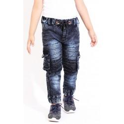 Slim Boys Blue Jeans