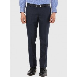 AD & AV Regular Fit Men's  DARK BLUE Trousers (104)