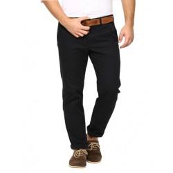 AD & AV Regular Fit Men's BLACK Trousers (110)