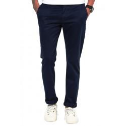 AD & AV Regular Fit Men's BLUE Trousers (113)
