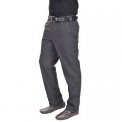 AD & AV Regular Fit Men's  black Trousers (136)