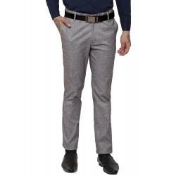 AD & AV Regular Fit Men' s CREAM Trousers (298)