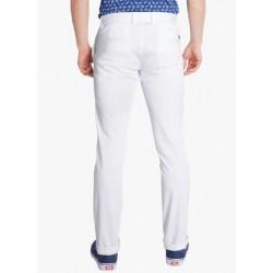 AD & AV Regular Fit Men's WHITE Trousers (216)