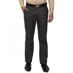AD & AV Regular Fit Men's BLACK Trousers (282)