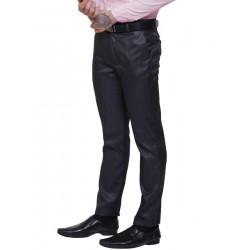 AD & AV Regular Fit Men's  BLUE Trousers (286)