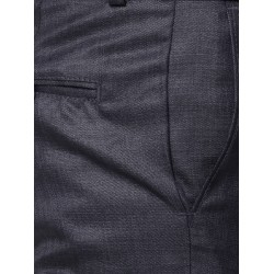 AD & AV Regular Fit Men's  BLUE Trousers (286)
