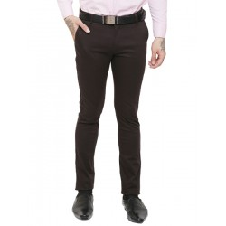 AD & AV Regular Fit Men's COFFI  Trousers (301)