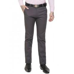 AD & AV Regular Fit Men's  GREY Trousers (304)