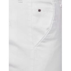 AD & AV Regular Fit Men's WHITE Trousers (306)