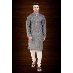 Men Kurta and Churidar Set_788