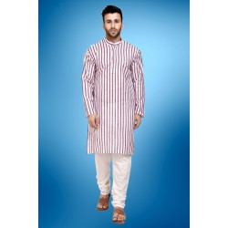Men Kurta and Churidar Set_882