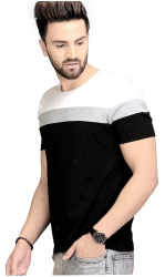 MEN'S BLACK T SHIRT