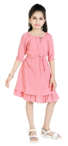 AD & AV Girls  Casual Dress