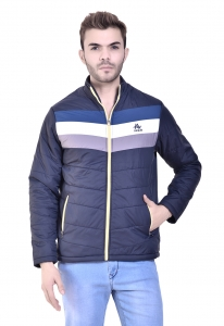 Full Sleeve Colorblock Men Jacket_945