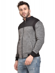 Full Sleeve Colorblock Men Jacket