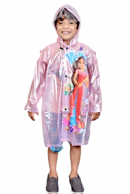 BARBIE PINK RAINCOAT