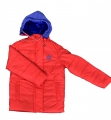 Full Sleeve Colorblock Baby Girls Jacket