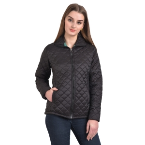 Full Sleeve Self Design Women Jacket