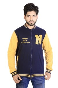 Full Sleeve Applique Men's Jacket